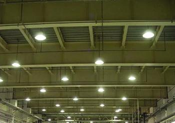 Waterproof Industrial LED High Bay Lamp 200W , 220V 16000LM LED Workshop Lights