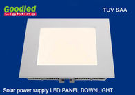 Diameter 180mm Round LED Recessed Panel Downlight 10W With Natural White IP20