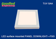 Surface Mounted LED Ceiling Light 240mm x 240 mm , 3700K - 4500K For Hotels